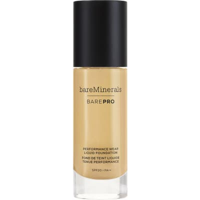 Bareminerals Barepro Performance Wear Liquid Foundation - 18 Pecan
