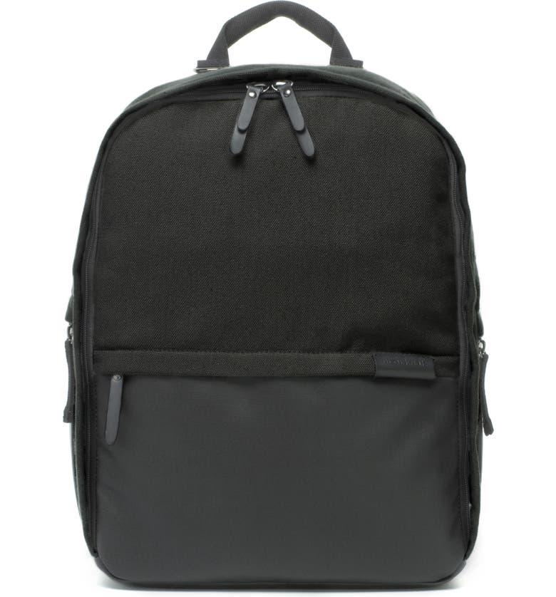 STORKSAK Taylor Diaper Backpack, Main, color, 001