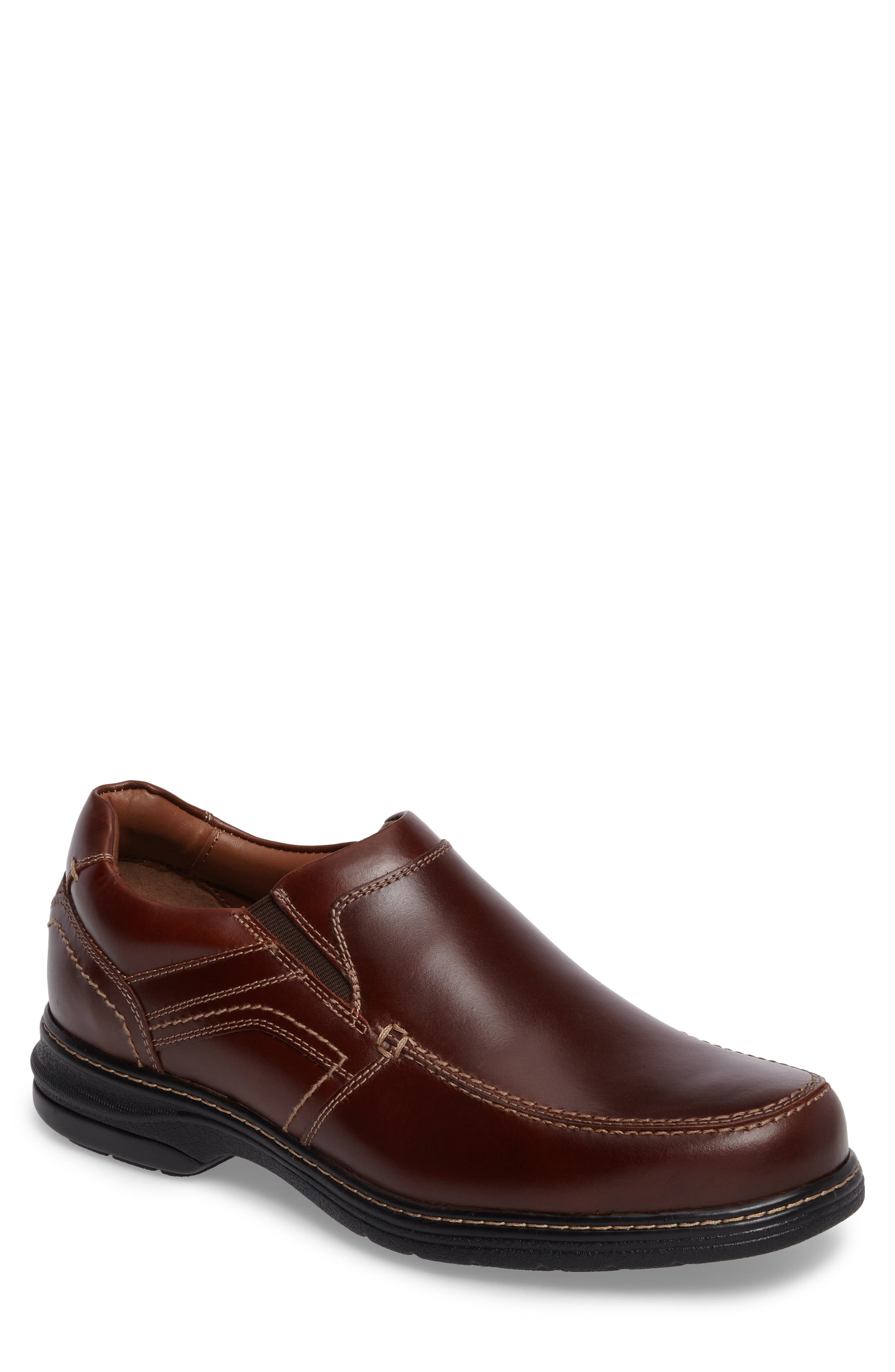Johnston & Murphy Windham Waterproof Venetian Loafer, Brown