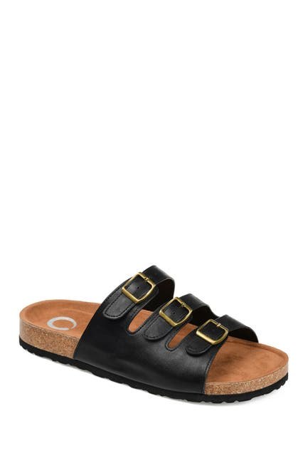 Image of JOURNEE Collection Desta Slip-On Sandal
