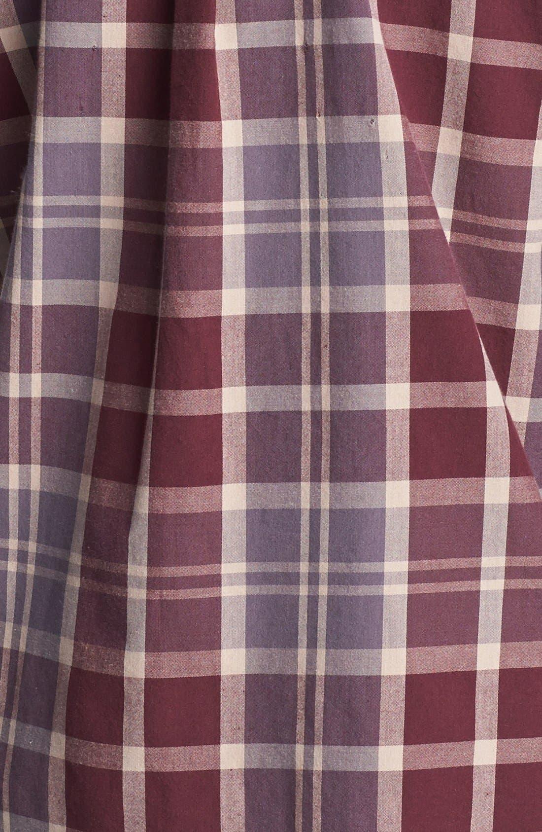,                             Plaid Shirt,                             Alternate thumbnail 5, color,                             600