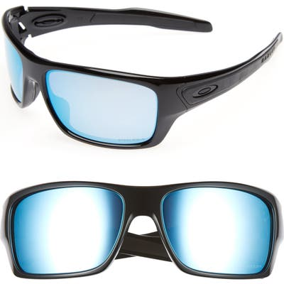 Oakley Turbine H2O 65Mm Polarized Sunglasses -