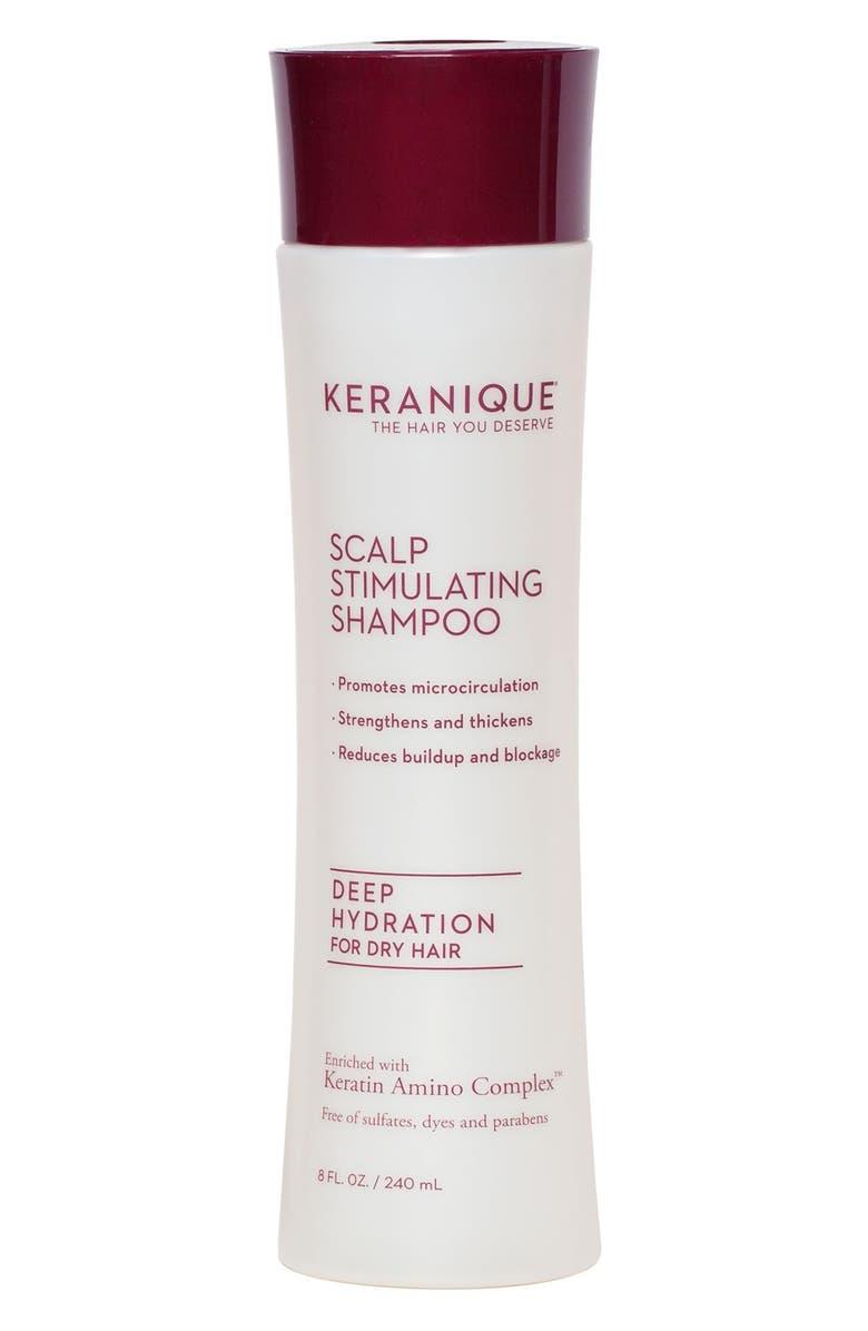KERANIQUE Intensive Hydrating Shampoo, Main, color, NO COLOR