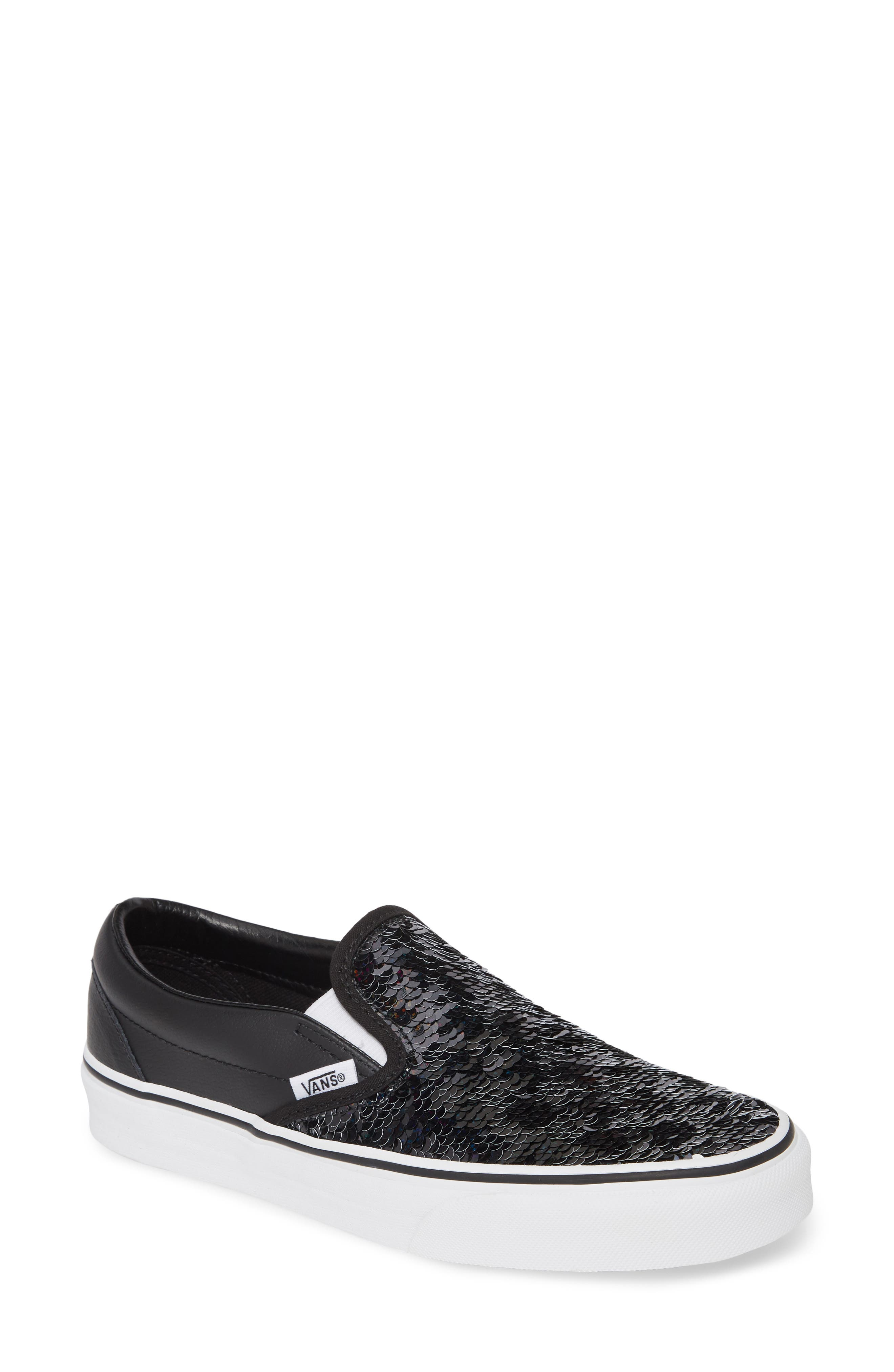 Vans UA Classic Sequin Sneaker (Women