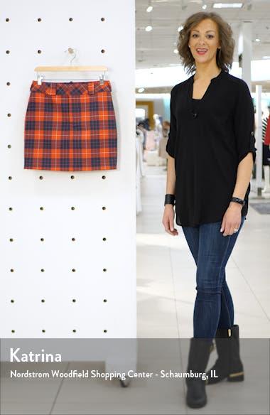 Tartan Work Skirt, sales video thumbnail