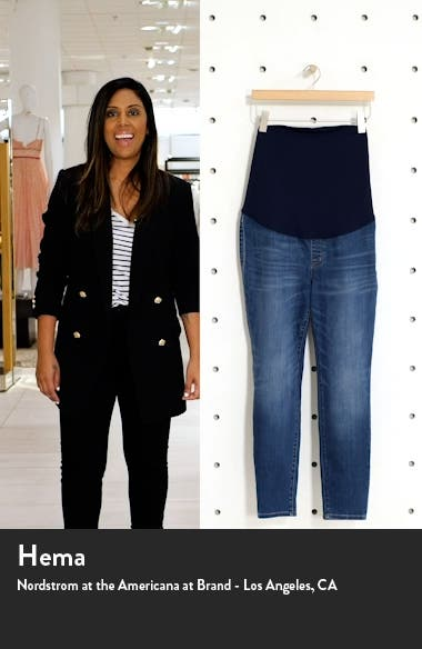 Maternity Skinny Jeans, sales video thumbnail