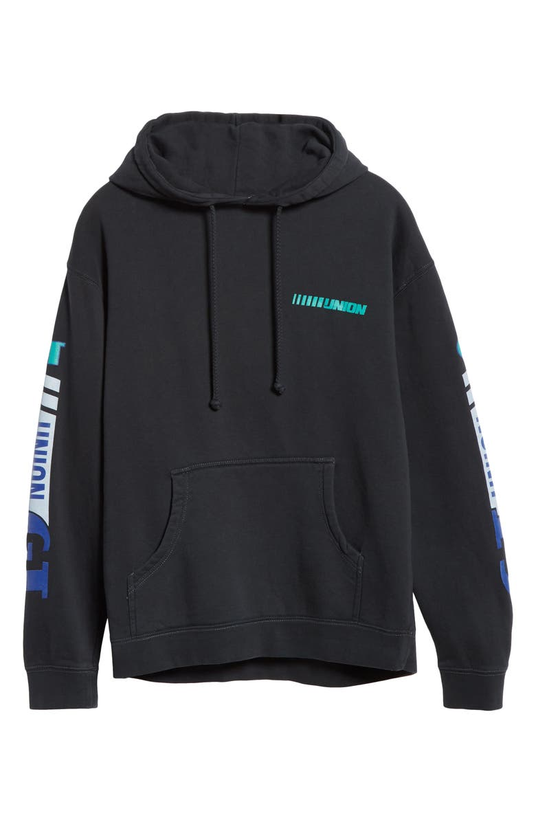 OUR LEGENDS Team Hoodie, Main, color, BLACK