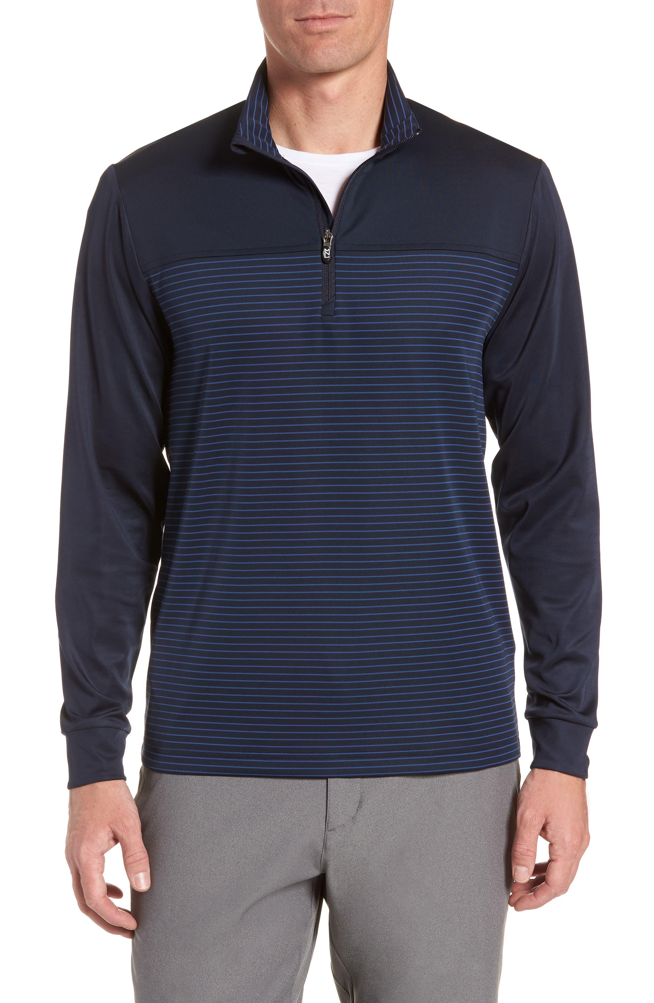 Traverse Regular Fit Quarter Zip Pullover