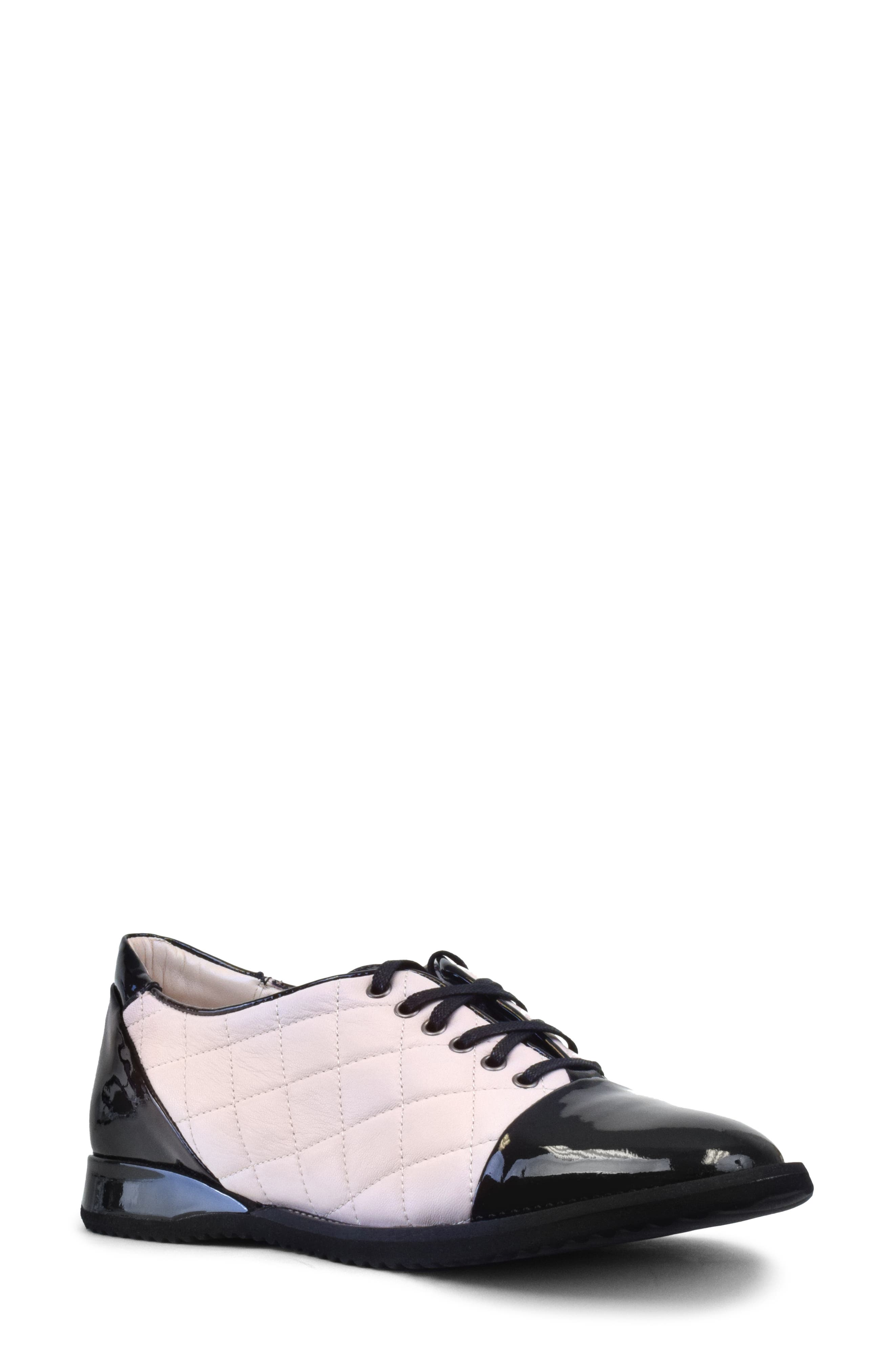 Enna Quilted Oxford