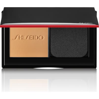 Shiseido Synchro Skin Self-Refreshing Custom Finish Powder Foundation - 250 Sand