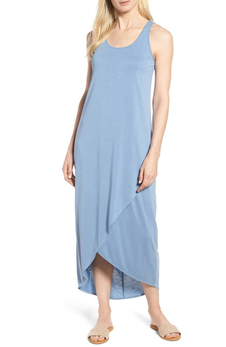NIC+ZOE Boardwalk Maxi Dress, Main, color, 461