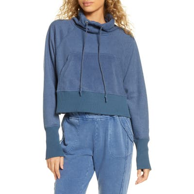 Free People Fp Movement Westlake Sweatshirt, Blue