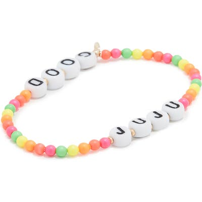 Shashi Rainbow Stretch Bracelet