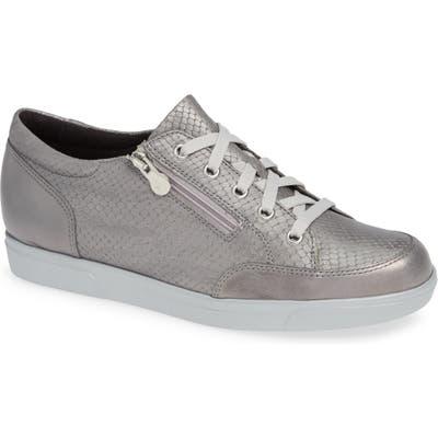Munro Gabbie Sneaker, WW - Grey