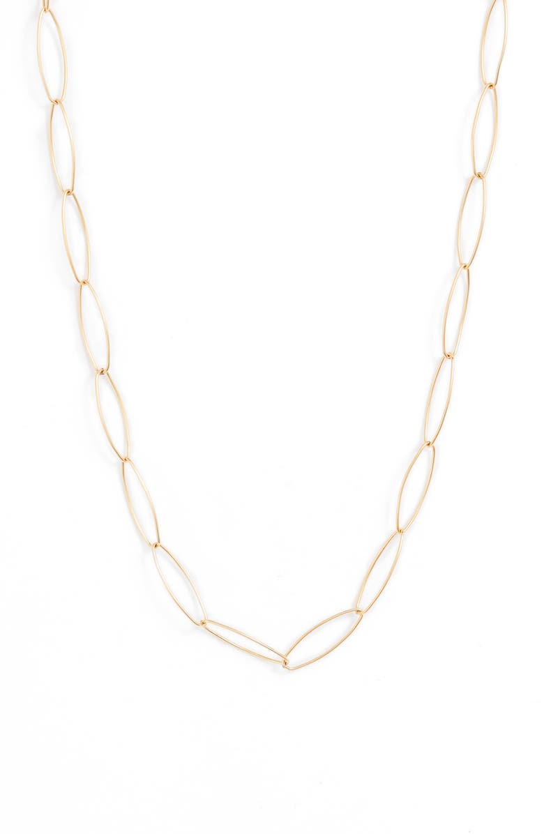BRACHA Chloe Chain Necklace, Main, color, 710