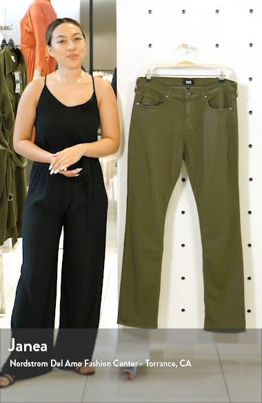 Transcend - Federal Slim Fit Straight Leg Jeans, sales video thumbnail