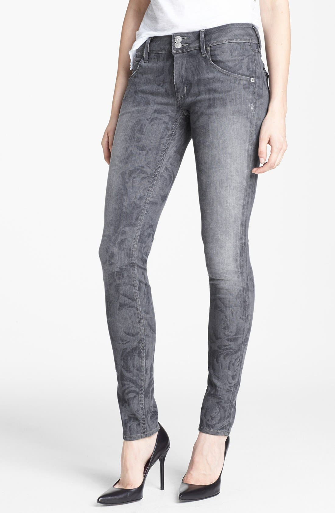 ,                             'Collin' Skinny Jeans,                             Main thumbnail 5, color,                             095