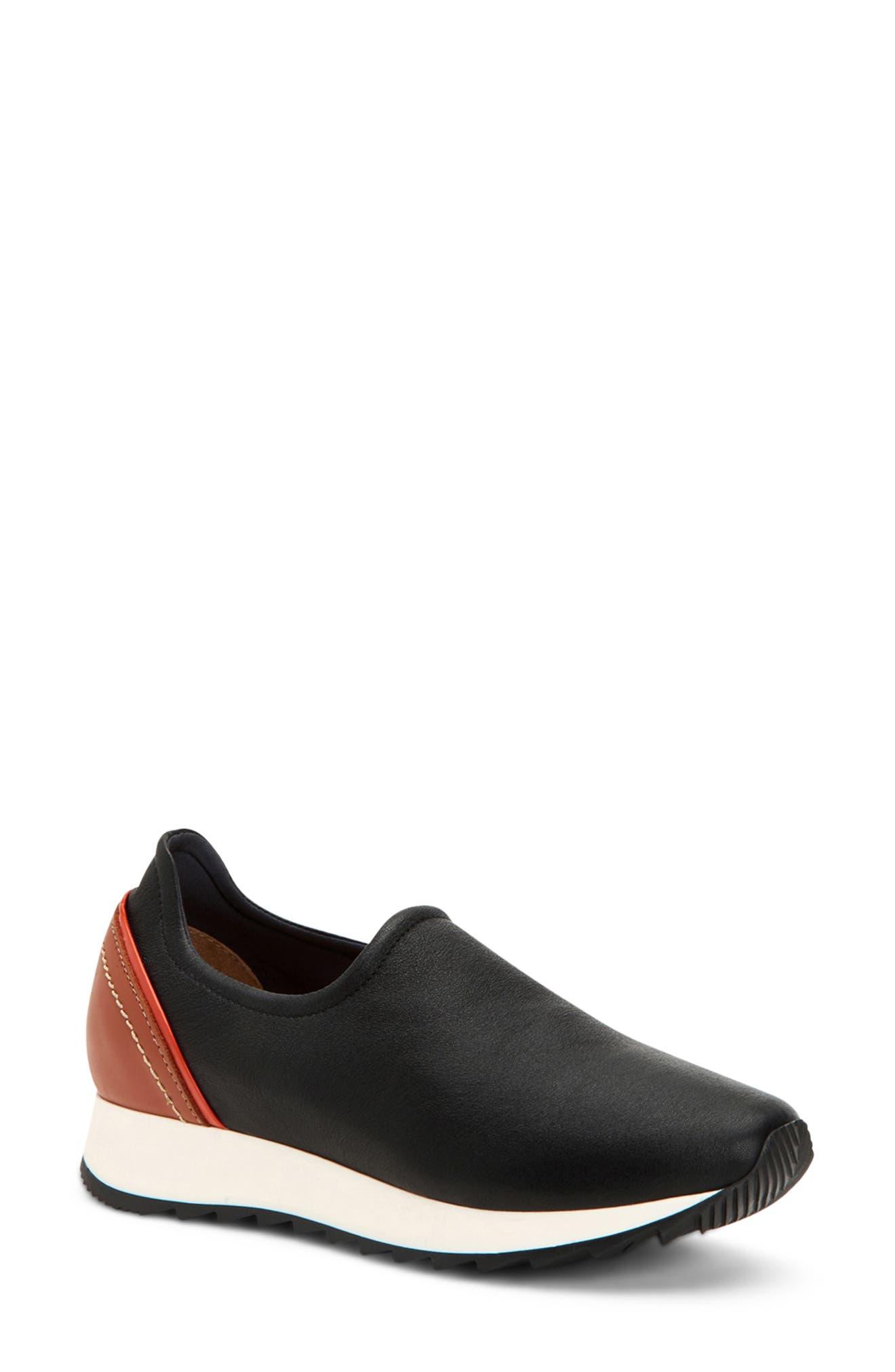 Daelyn Weatherproof Slip-On Sneaker
