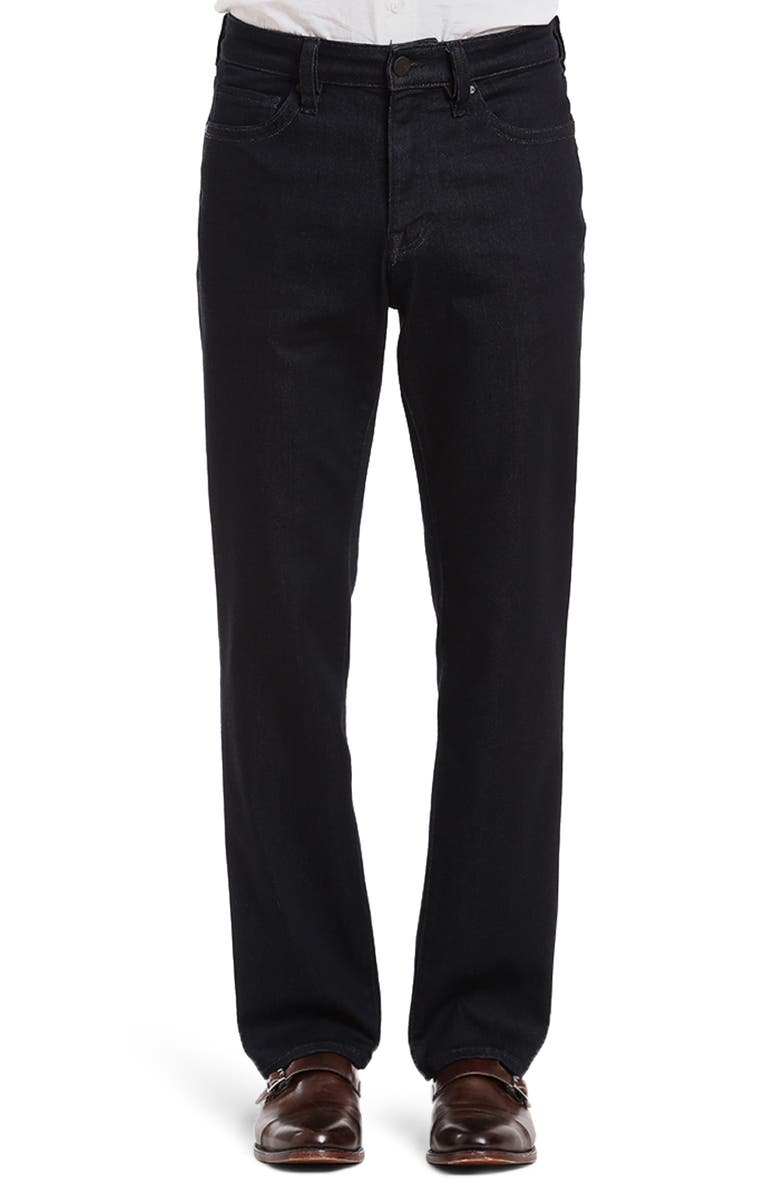 34 HERITAGE Charisma Relaxed Fit Pants, Main, color, MIDNIGHT TONAL ROME