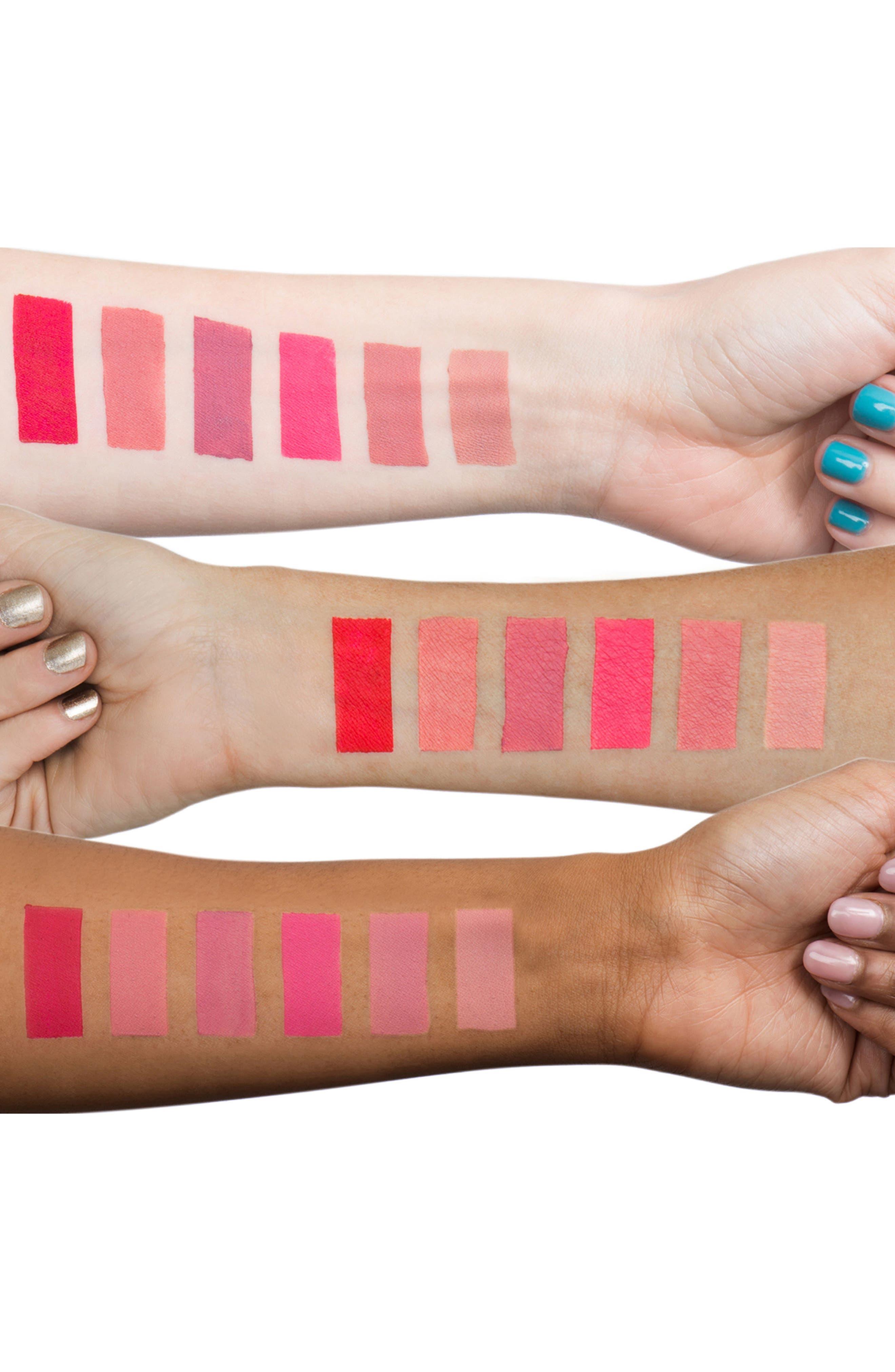 ,                             Long-Wear Lip Crème Liquid Lipstick,                             Alternate thumbnail 2, color,                             DULCE DE LECHE