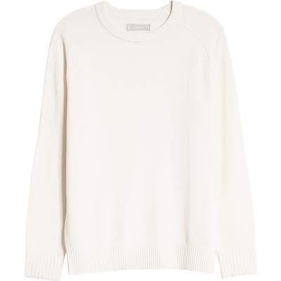 Everlane The Recashmere Crew Sweater, White