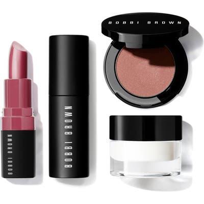Bobbi Brown Travel Size Face, Eye & Lip Makeup Set - No Color