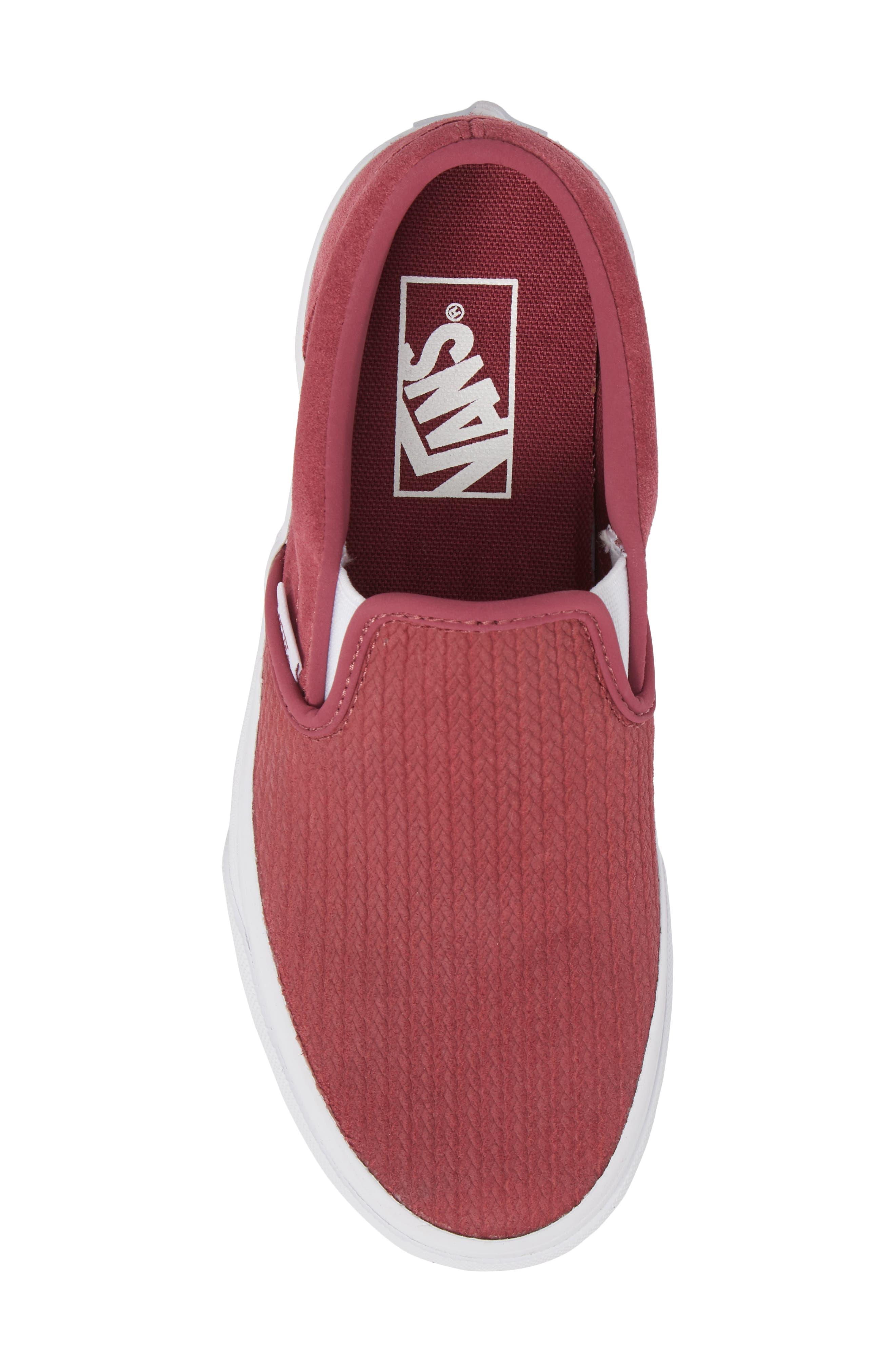 ,                             Classic Slip-On Sneaker,                             Alternate thumbnail 217, color,                             665