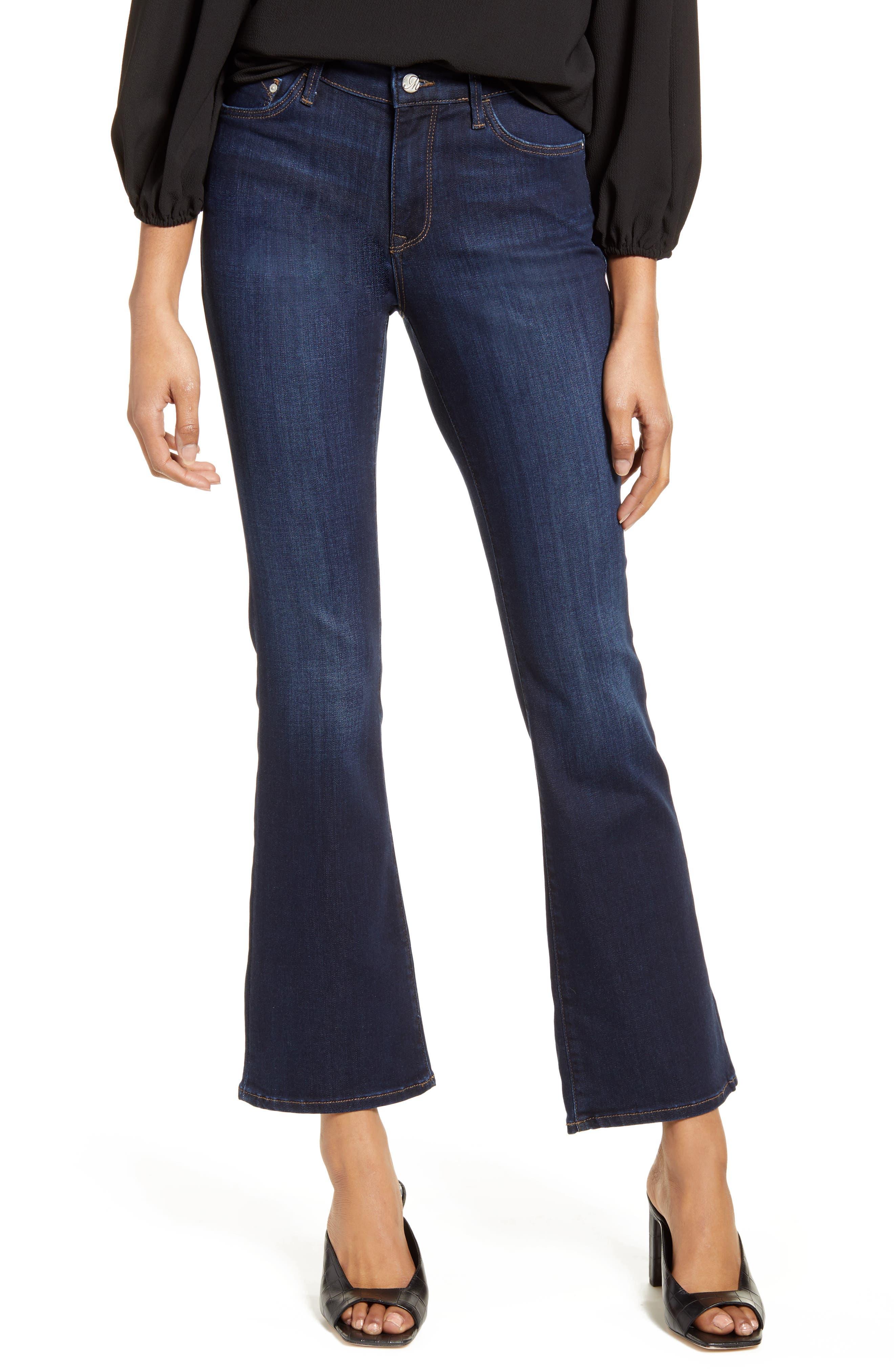 Marcia Crop Bootcut Jeans