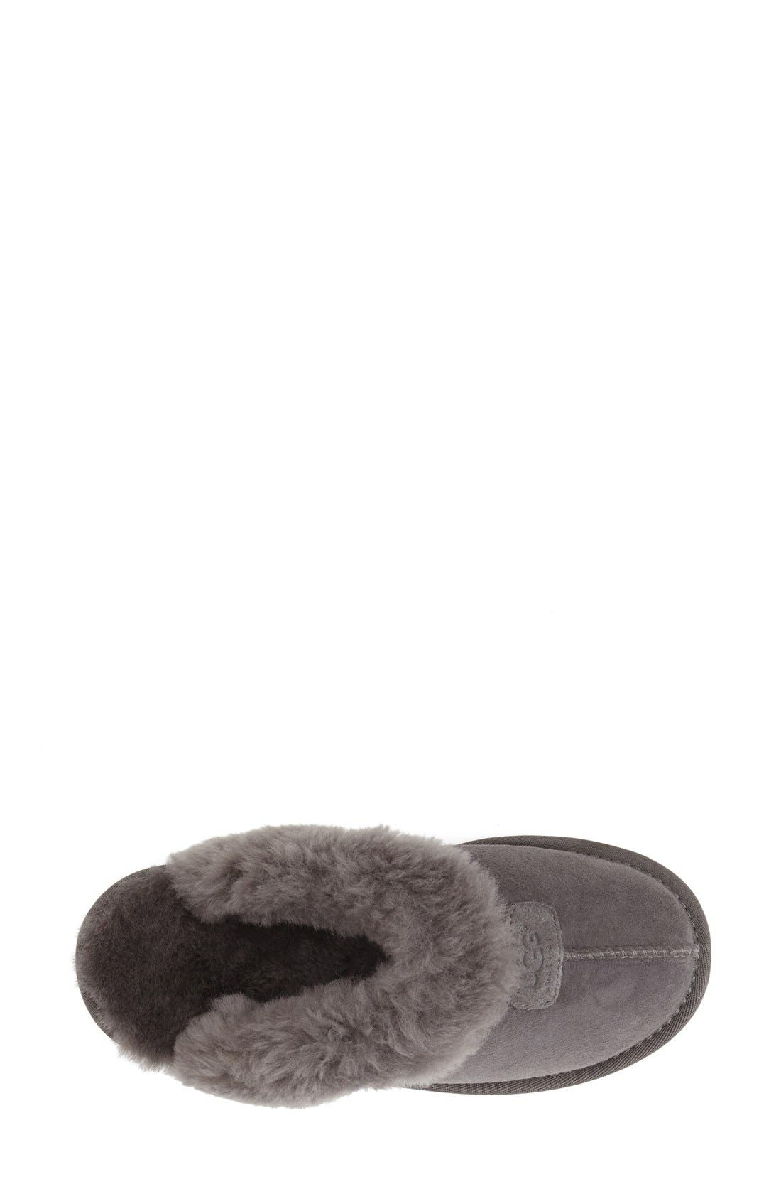 ,                             Genuine Shearling Slipper,                             Alternate thumbnail 47, color,                             020