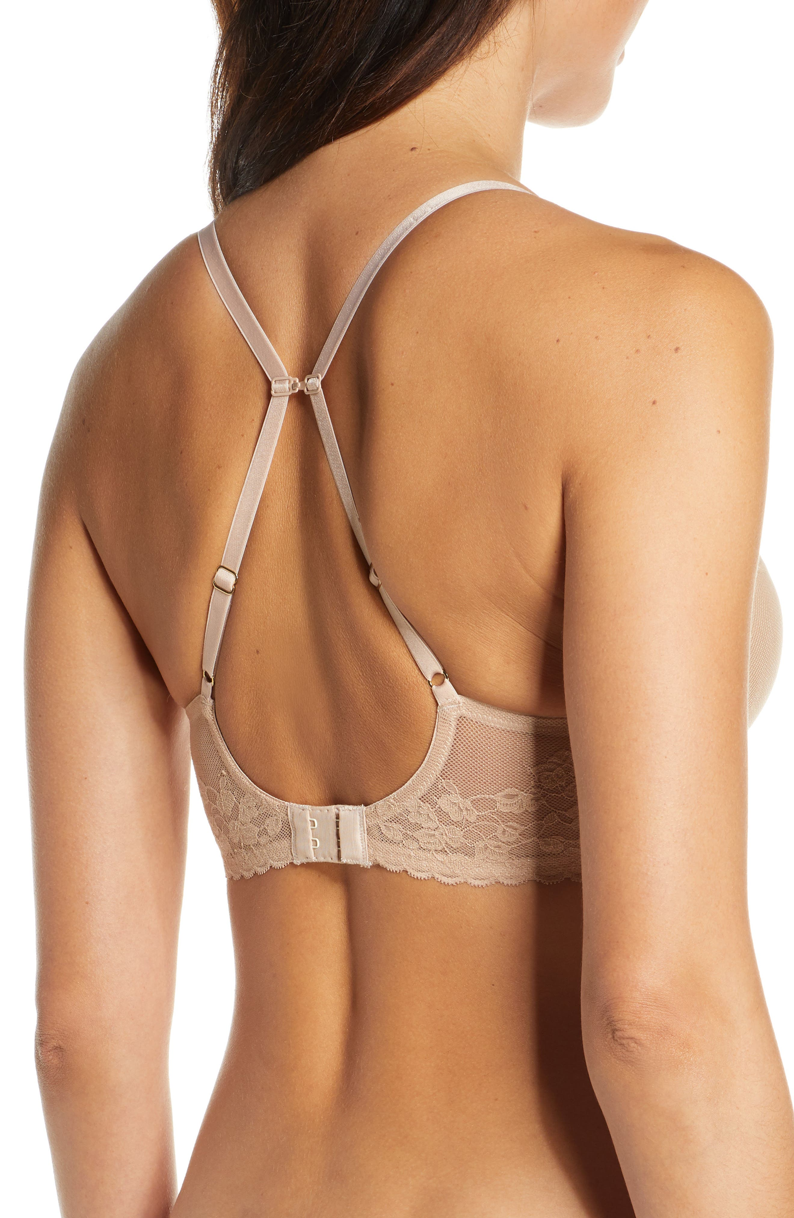 ,                             Cherry Blossom Convertible Underwire Bra,                             Alternate thumbnail 14, color,                             250