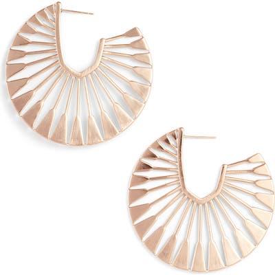 Kendra Scott Deanne Hoop Earrings