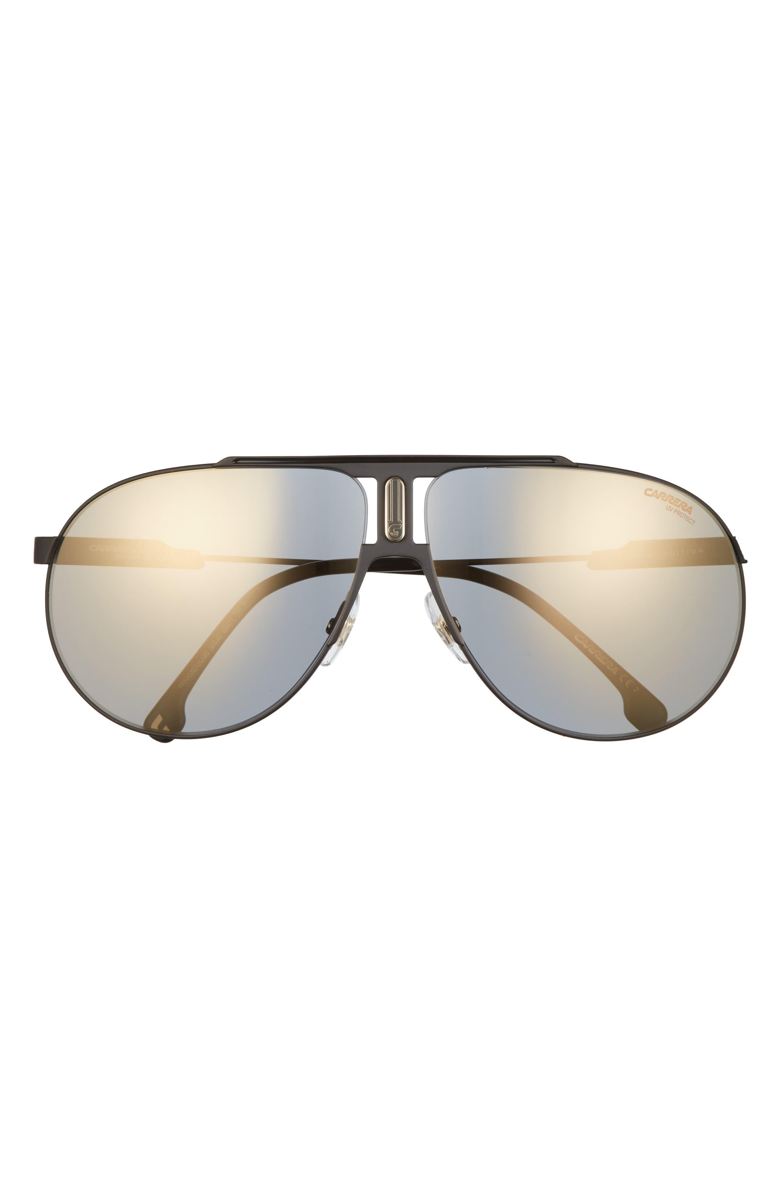 Panamerika 65mm Oversize Aviator Sunglasses