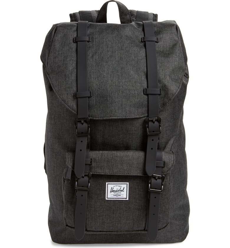 HERSCHEL SUPPLY CO. Little America - Mid Volume Backpack, Main, color, 009