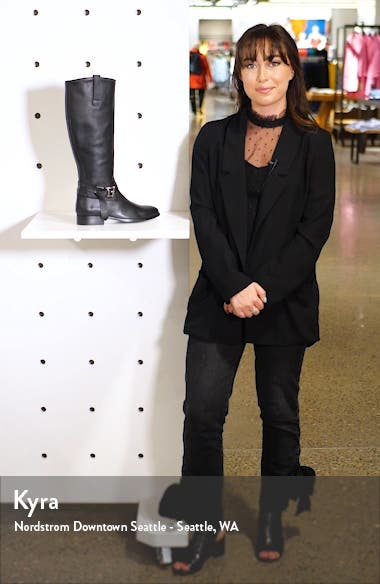 'Melissa Knotted' Tall Boot, sales video thumbnail