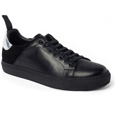 Jared Lang Como Sneaker, Black