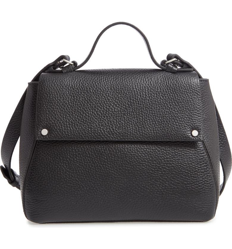 Skyler Leather Top Handle Bag by Treasure & Bond