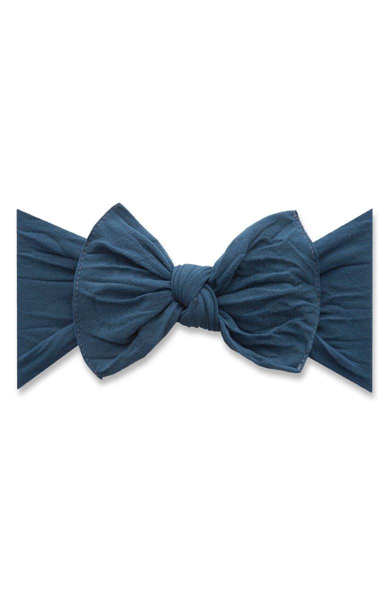 BABY BLING Headband, Main, color, SLATE BLUE