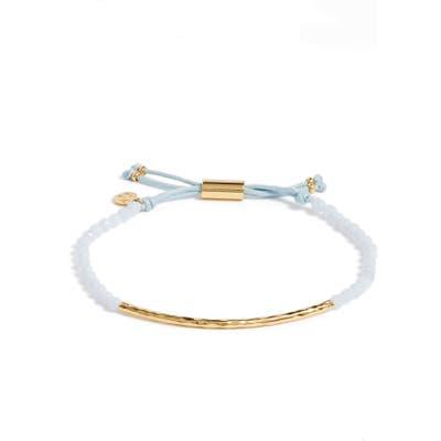 Gorjana Power Gemstone Self-Expression Bracelet
