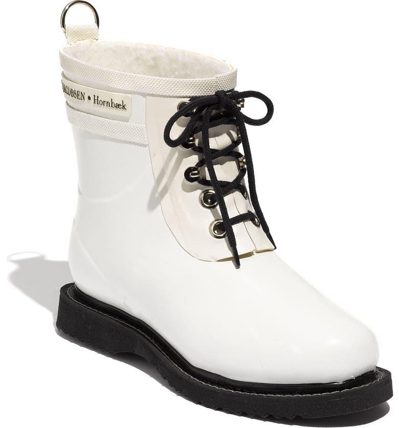 ILSE JACOBSEN 'Rub' Boot, Main, color, WHITE