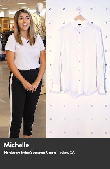 Nordstrom Trim Fit Dress Shirt, sales video thumbnail