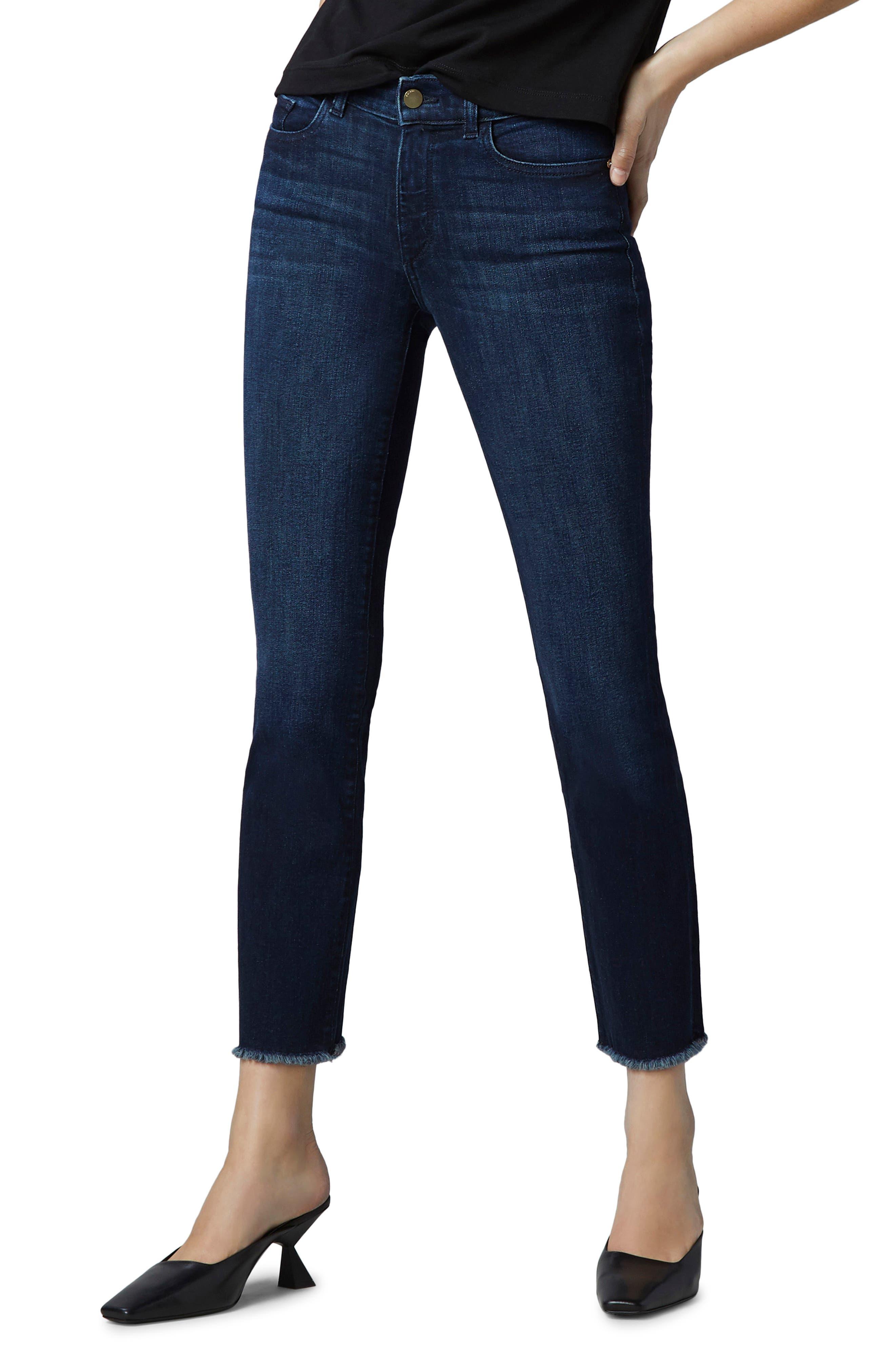 1961 Mara Instasculpt Mid Rise Ankle Slim Jeans