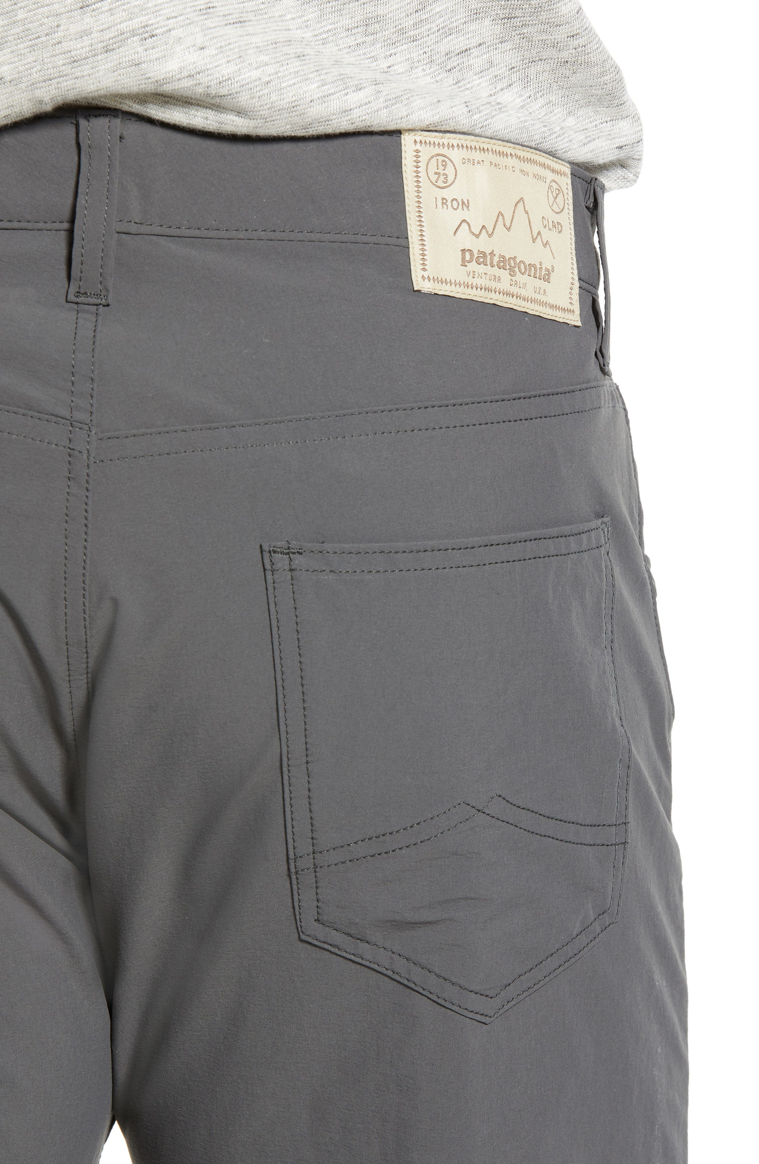 ,                             Stonycraft Regular Fit Jeans,                             Alternate thumbnail 5, color,                             FORGE GREY