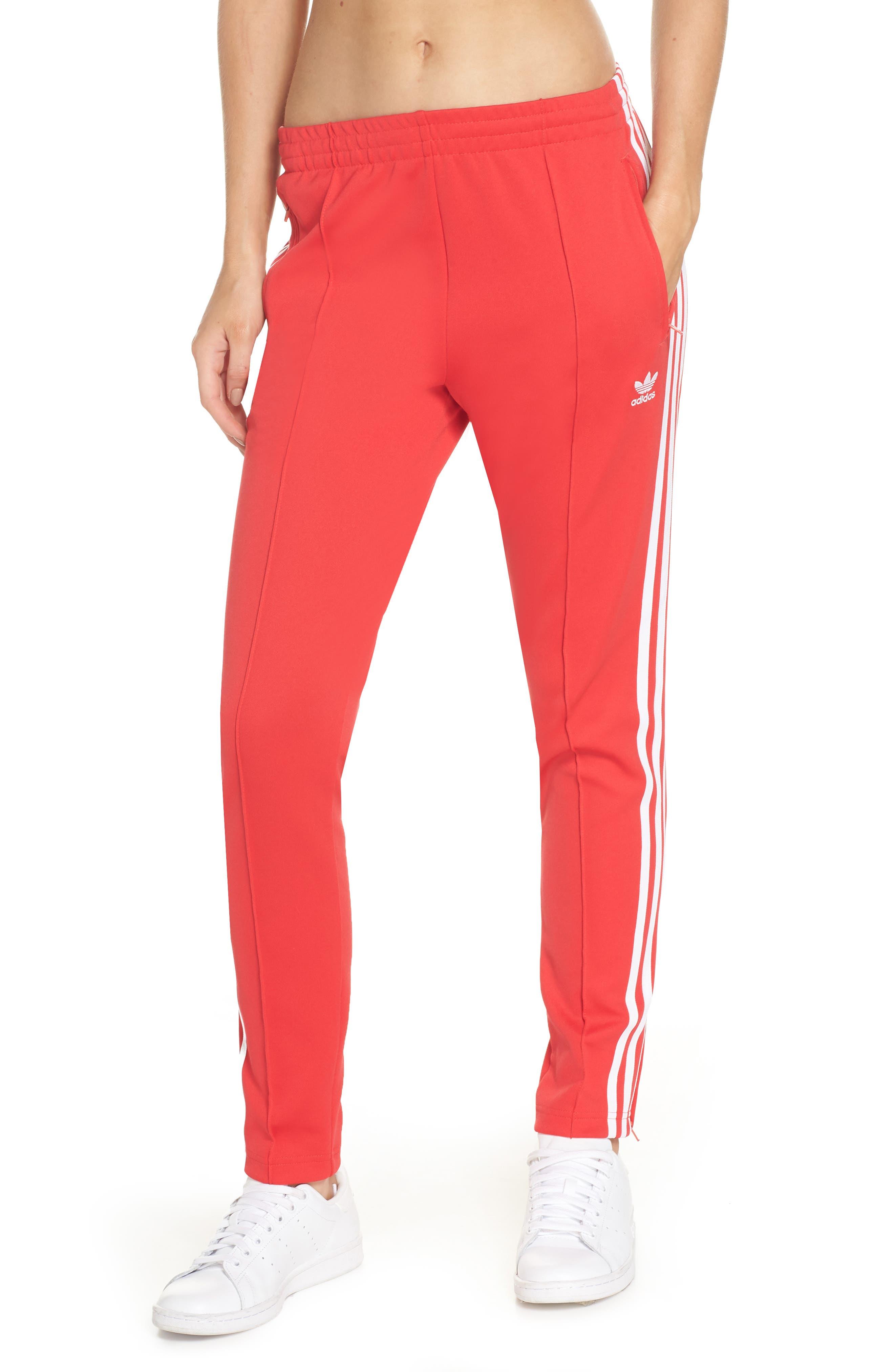 ,                             adidas SST Track Pants,                             Main thumbnail 67, color,                             600