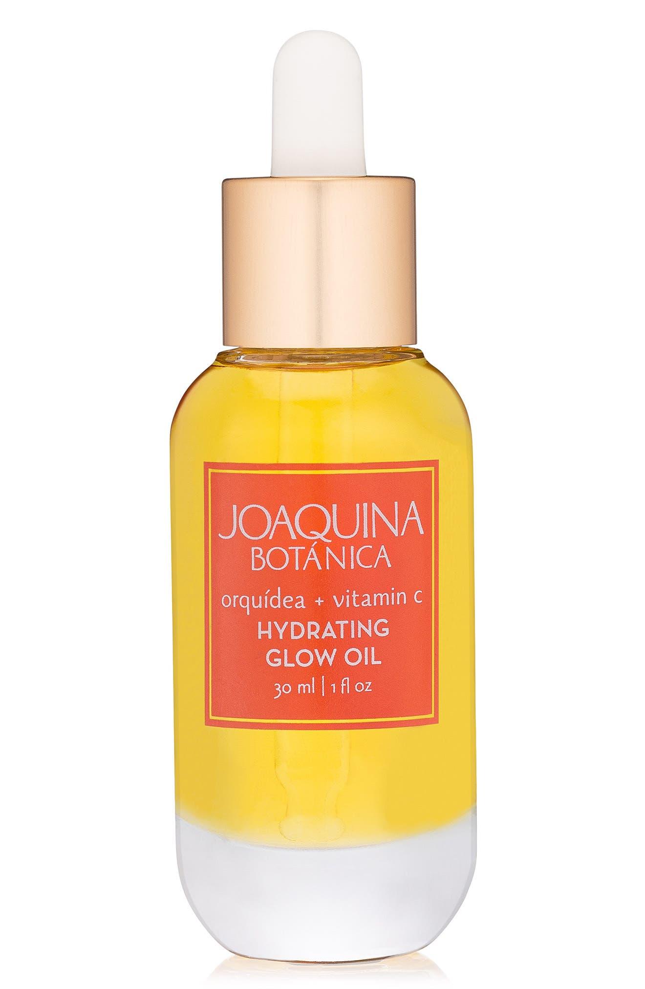 Joaquina Botanica Hydrating Glow Oil