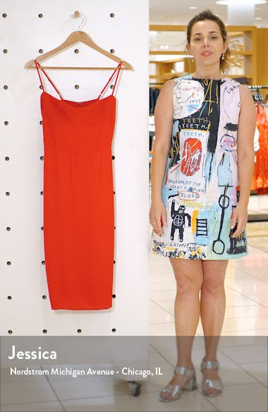 Isabel Sheath Dress, sales video thumbnail