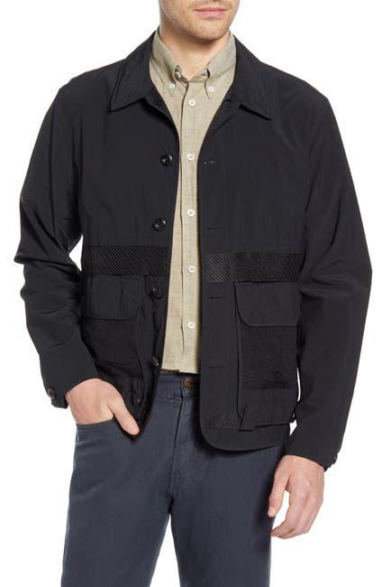 Image of Billy Reid Utility Pocket Shirt Jacket