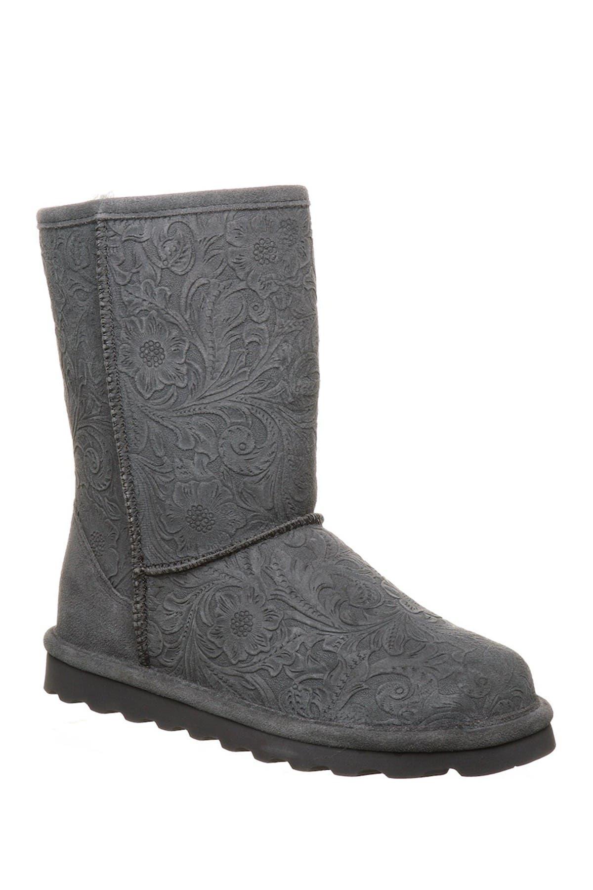 Image of BEARPAW Eliana Texture Embossed Boot