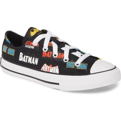 Converse All Star Batman Low Top Sneaker