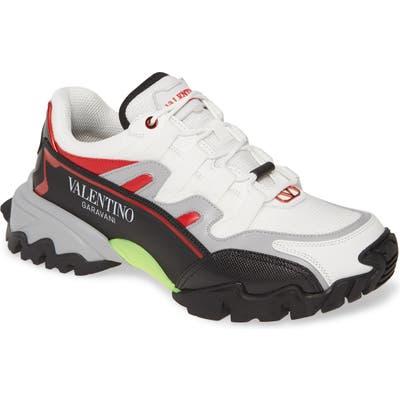 Valentino Garavani Climbers Sneaker, White