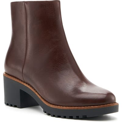 Botkier Brynn Platform Boot- Brown